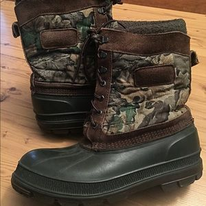 Men's Kamik Woodsy Insulated Winter Boots 10M